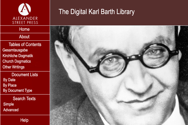 Digital_Karl_Barth_Library_