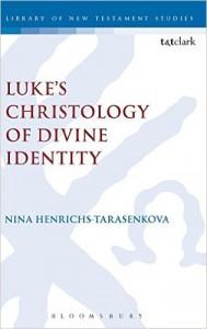 Luke Christology