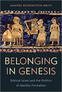 12 belonging in genesis