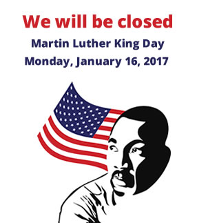 closed for mlk