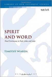 2Spirit and word