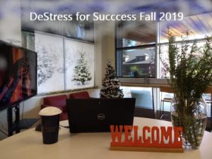 DeStress-for-Success-Fall-2019-Cozy-Library-Corner