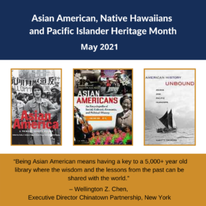 Asian American and Pacific Islander Heritage Month Fuller Library
