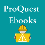 ProQuest Ebooks will be unavailable from Saturday, June 26th 2021 07:00 am until Saturday, June 26th 2021 3:00 pm PDT.